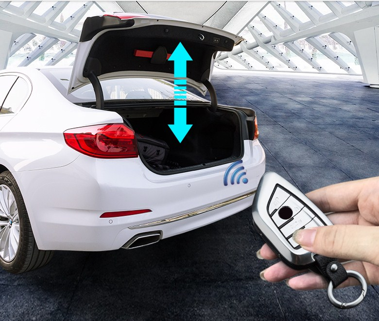 Smart Electric Tail Gate Lift Easily For You To Control Trunk Suit For BMW 5 Series Remote Control With Electric Suction