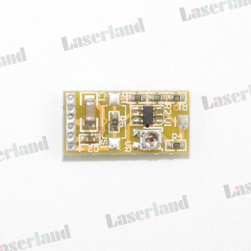 Fonte de Alimentação do Driver para Osram LD 515nm 520nm 530nm 30 ~ 120 mW  Laser de Diodo 3 v 6688fa4ab51