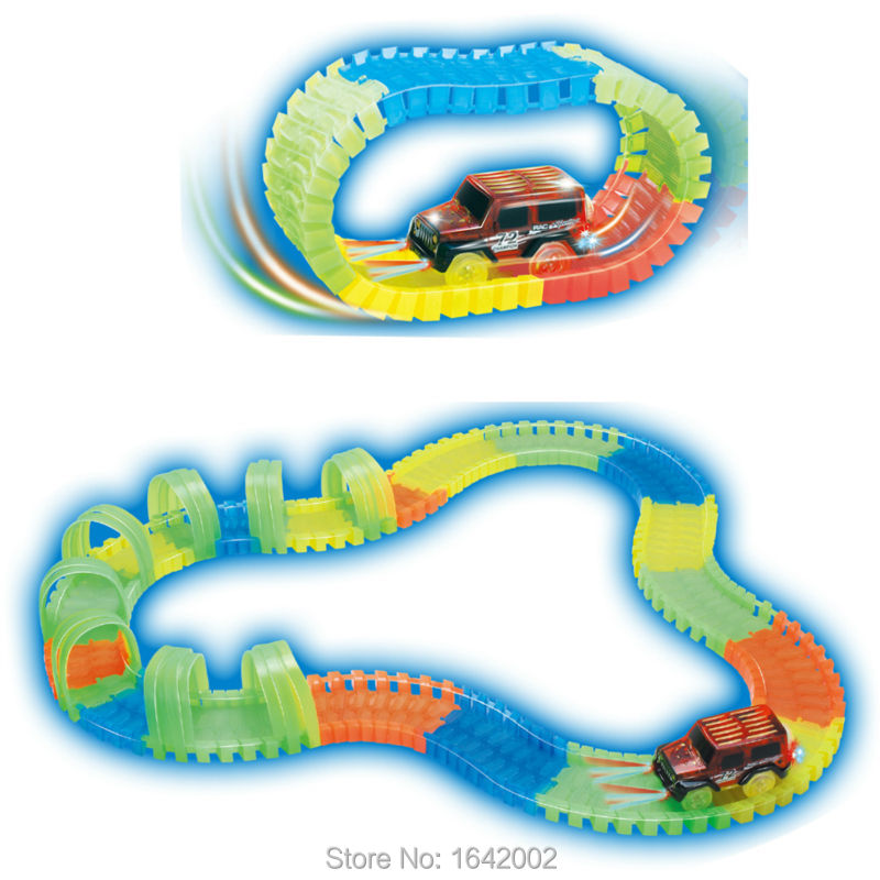 Flashing-Slot-Glow-racecar-track-Electric-LED-light-up-Racing-car-Flex-Flash-in-the-Dark-Assembly-Educational-Toys-for-Children-1