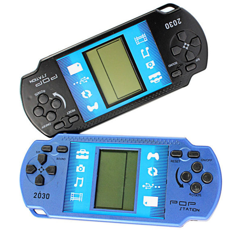 High Quality Tetris Game Console Classical Game Players Portable Handheld Video Gaming for Kids Children