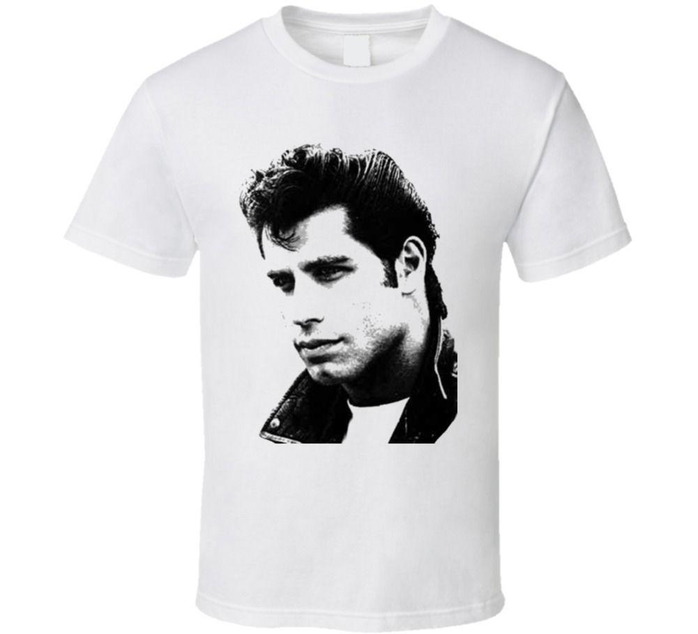 John Travolta Grease Movie T Shirt