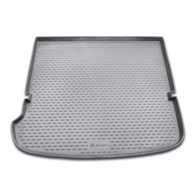 Mat rear trunk lid cover trim For HYUNDAI ix 55 2007->, long, cross. (polyurethane)
