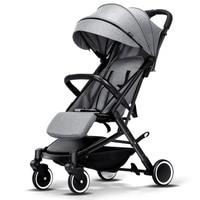 175 Baby Strollers Salady Bb Carriages Portable Trolley Baby Shock Absorber Folding Car Umbrella Car Drawbar