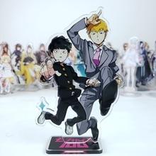 Figure-Model Acrylic-Desk-Decor Kageyama Mob Psycho Reigen Arataka Cosplay-Stand Anime