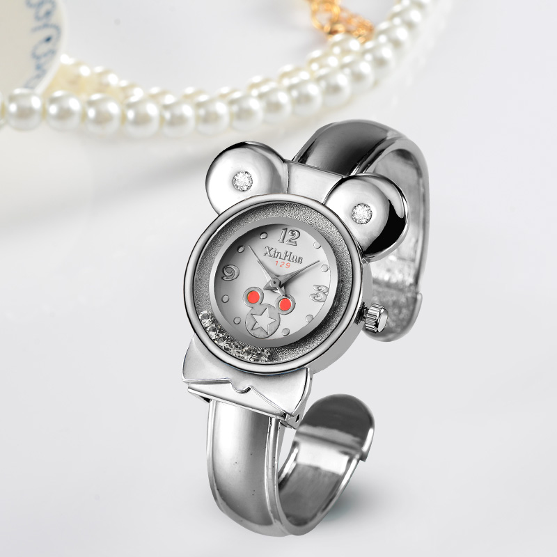 Women Watches Luxury Rhinestone Bracelet Watch Women Fashion Full Steel Women's Watches Ladies Girl Clock saat reloj mujer