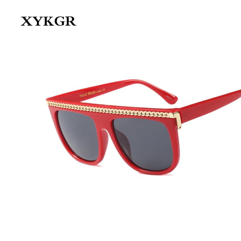 XYKGR fashion oval sunglasses women 39 s brand designer black sunglasses ladies trend gradient sunglasses UV400 men 39 s glasses in Women 39 s Sunglasses from Apparel Accessories