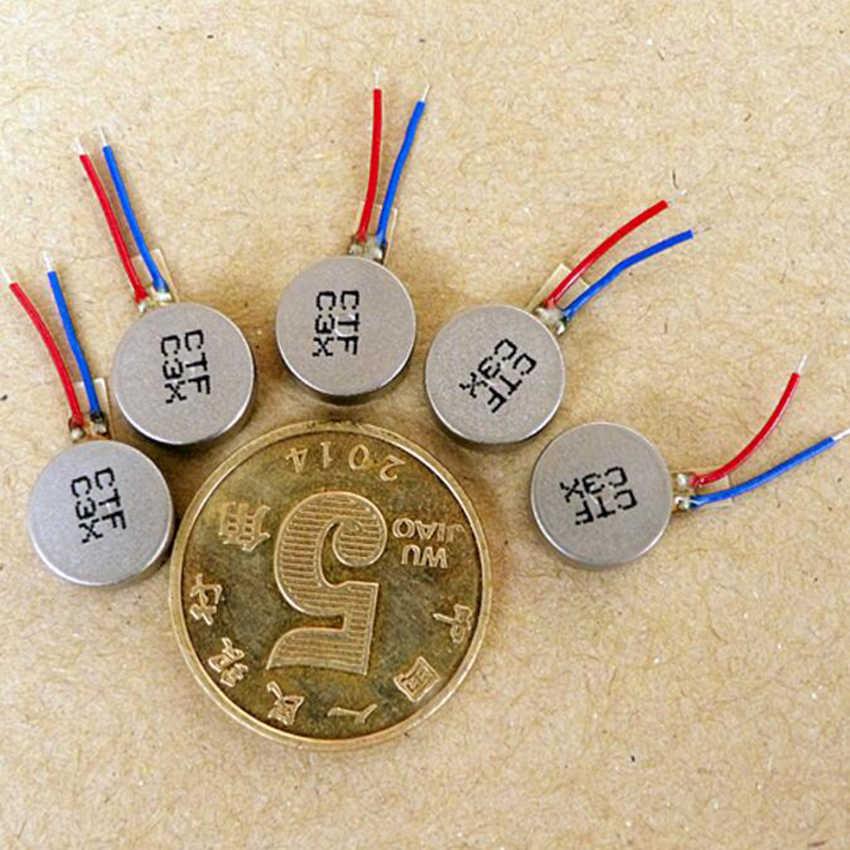 1 pcs มินิสั่นสะเทือนมอเตอร์ DC3V-4.2V 0930 แบนปุ่ม - ประเภท Moteur สำหรับโทรศัพท์มือถือแท็บเล็ตเครื่องใช้ไฟฟ้าในครัวเรือน