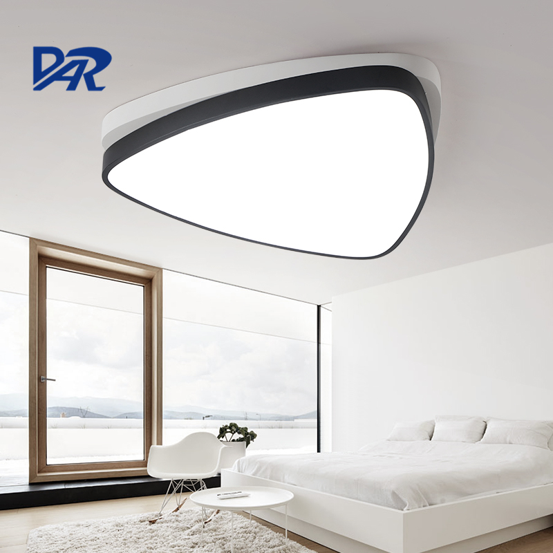 Modern Fashion Surface Mounted Triangle 18W/26W/36W LED Ceiling Light For Kitchen/Foyer/Balcony/Corridor/Bathroom/Restaurant New vemma acrylic minimalist modern led ceiling lamps kitchen bathroom bedroom balcony corridor lamp lighting study