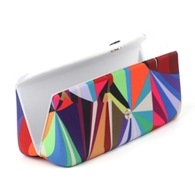 Fashion Glasses Box Sunglasses Case Colorful Storage Protector Unisex Container Drop Shipping