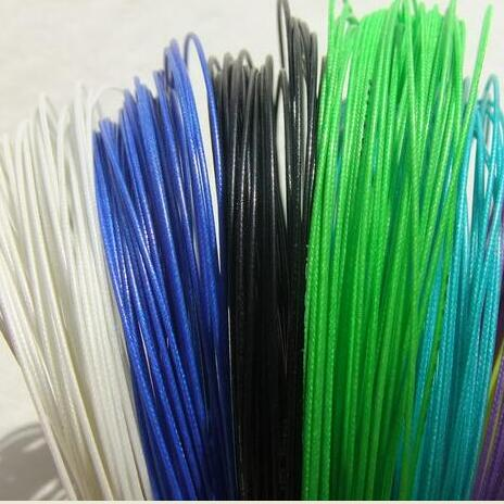 Free Shipping(100pcs/lot)Wholesale Badminton String/Badminton Racket String/Badminton Racquet String(10M)