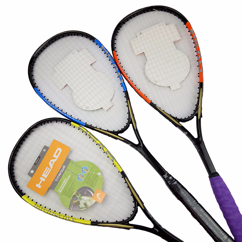 HEAD High Quality Composite Carbon Squash Racket Speed Ball Rackets Sports Training Racquets With Squash Rackets Bag