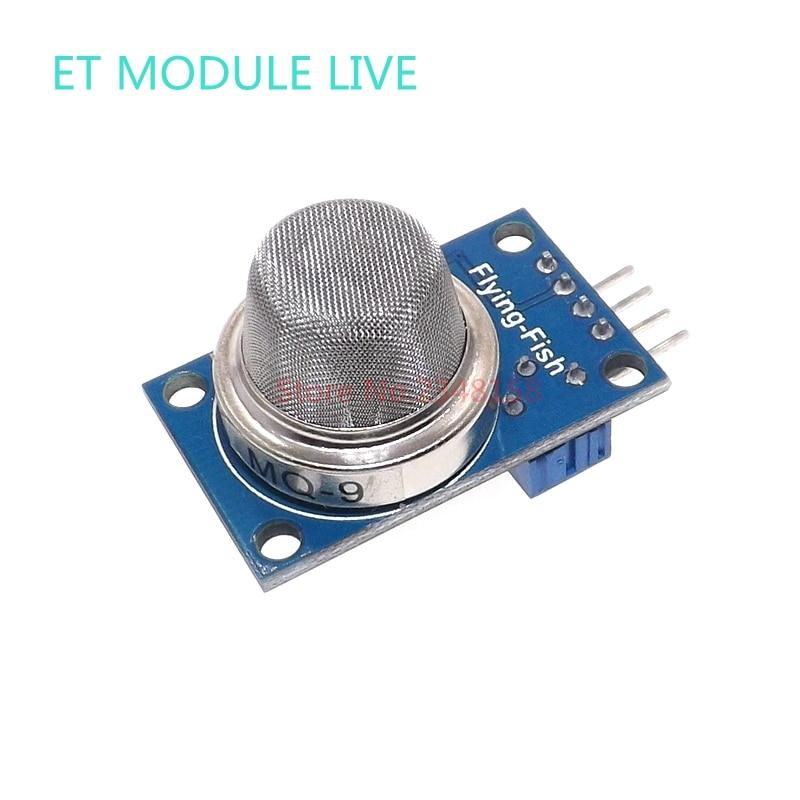 MQ9 MQ-9 combustible gas sensor detects carbon monoxide alarm module sensor for arduino Compatible 1pcs