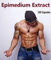 Epimedium Extract 100 Capsules Health Pruducts Herbal Yin Yang Huo & Horny Goat Weed & Epimedium Extract Caps SEx  for men