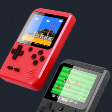 Video Game Console 8 Bit Retro Mini Pocket Handheld Game Player Built-in 400 Classic Games Best Gift for Child Nostalgic  Player все цены