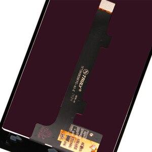 Image 2 - Bq Aquaris E5 0858 0982 高品質液晶モニターのタッチスクリーン取付キット Bq E5 0858 0982 修理部品 + 送料無料