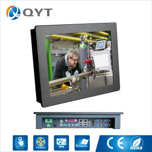 2019 New Arrival 15 inch Industrial touch Panel PC x86 win7/8/10 Cheap Price