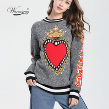 Knitted Thicken Plus Sweaters