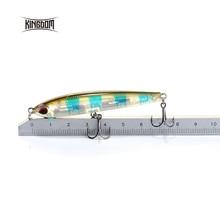 kingdom fishing lure pencil 4g 8g hard fishing bait sink bass lure fly fishing fishing tackle model 4503