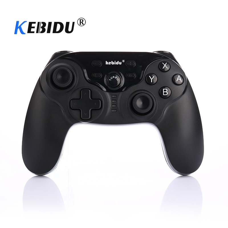 Video Games Gamepads Kebidu Portable Usb 3.0 Game Controller For Nintend Switch Handle Double Shock Joypad Remote Joystick Compatible With Pc Good For Energy And The Spleen