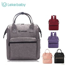 3 Size Fashion Mummy Maternity Nappy Bag Maternity Handbag Maternity Backpack Baby Diaper Bags For Mom Changing Diaper Organizer