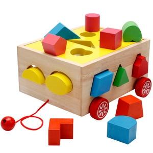 Baby Block Match Learning Educ
