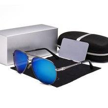 2017 UV Aviator Sunglasses Men Brand Design Driving Polarized Women Sun Glasses For Male Eyewear Anti Reflective BC-02