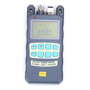 Image 2 - KELUSHI FTTH All IN ONE Fiber Optical Power Meter  70~+10dbm 1mw 5km Cable Tester Red Laser Visual Fault Locator Testing Tool