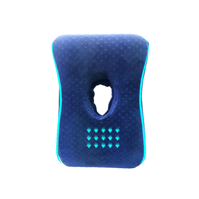 Office Nap Memory Foam Pillow Orthopedic Pillow Latex Neck Pillow Cervical Health Care Slow Rebound Massage Travel Pillow
