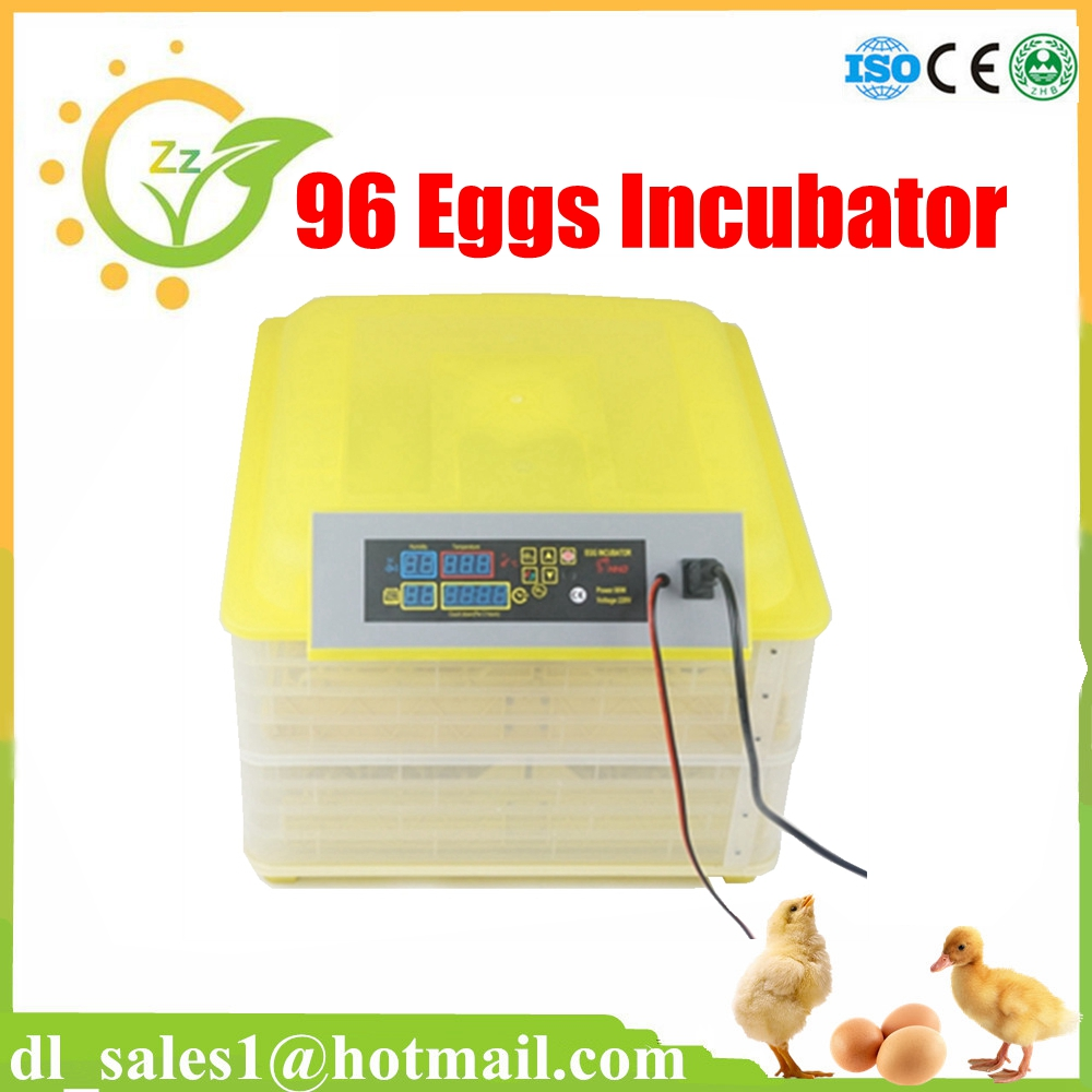 best price full automatic poultry egg incubator 96 chicken egg hatching machine for sale