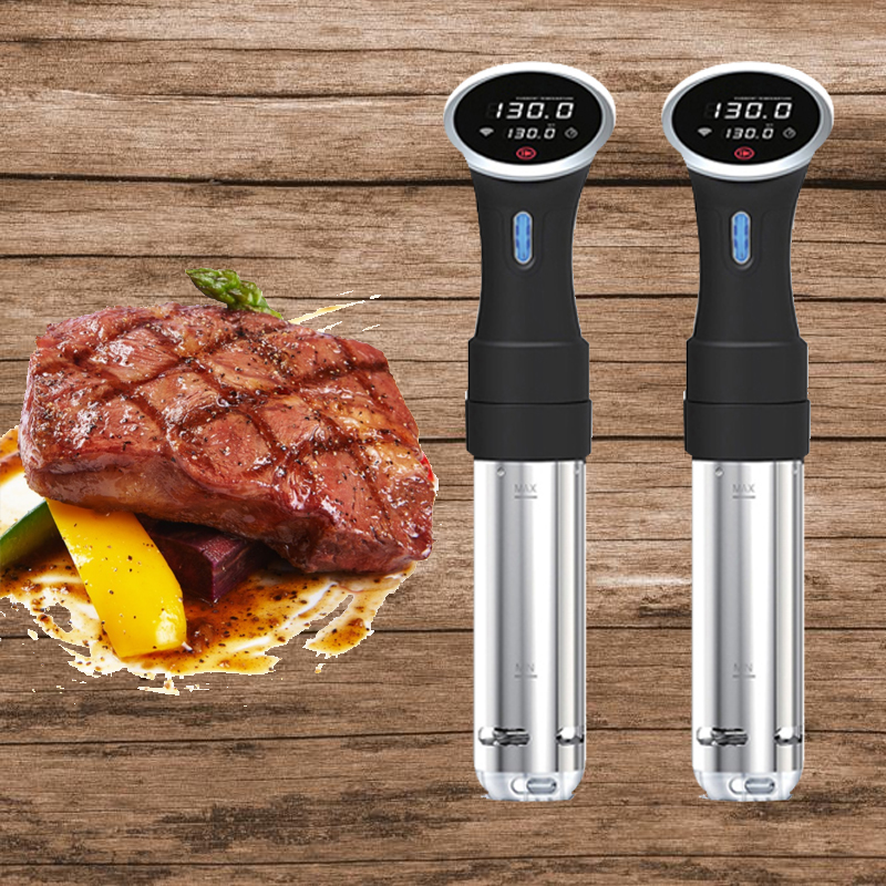 Sous Vide Machine Precision Cooker High temperature heating food food processor LED display Thaw food