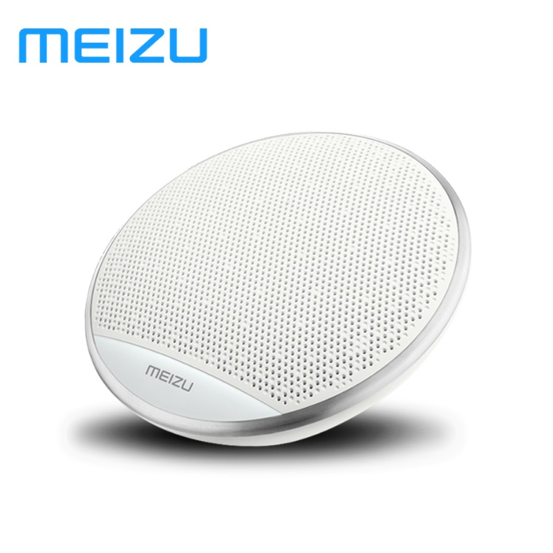 US $29 9 |Meizu A20 Mini Portable Wireless Bluetooth 4 2 Speaker Portable  Stereo Outdoor Bass Mini Speakers 15 Hours Play Music-in Portable Speakers