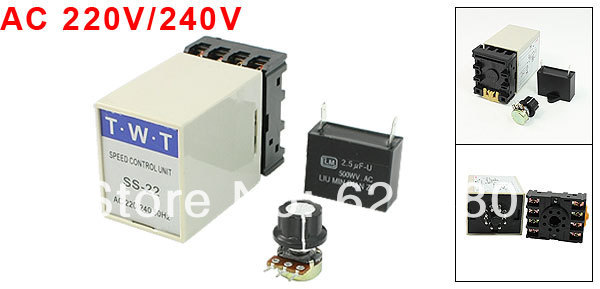 Buy ss 22 ac 220v 240v motor speed for 240v motor speed controller