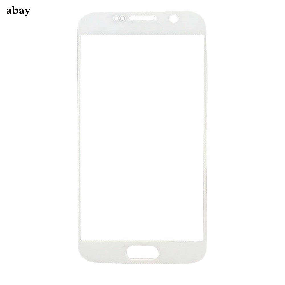 Vervang Outer Glas Voor samsung galaxy S7 G930 G930F Touch Screen Voor Glas Outer Lens & Adhesive Voor samsung S7 TOUCH glas
