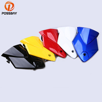 POSSBAY Motorcycle Seat Cowl Rear Passenger Protection Cover fit for BMW S1000RR 2009 2014 Scooter Tail Section Fairing Cowl