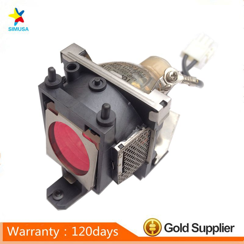 100%Original CS.5JJ2F.001 bulb Projector lamp with housing fits for MP625 MP720P MP725P ec j0300 001 for acer pd113 projector bulb lamp with housing