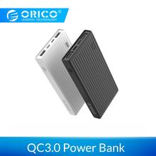 ORICO 10000mAh Universal Power Bank QC3.0 Quick Charge Dual-