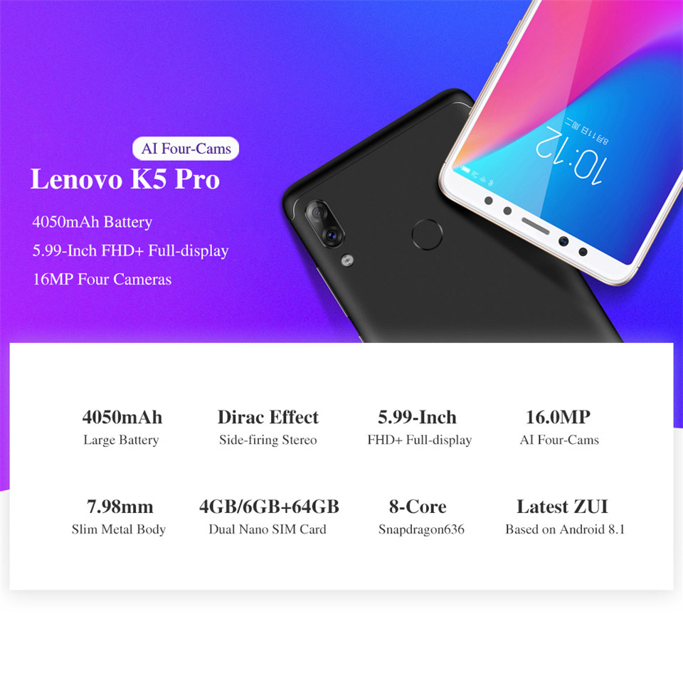 Lenovo k5 android 8   Download and Install Android 8 1 Oreo