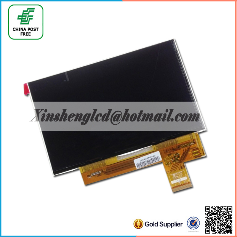High Quality New 7Inch DNS AirTab M74 LCD Display Screen Tablet Pc Repairment Parts high quality 7 inch for lenovo a5000 a3000 a3000 h lcd display screen repairment parts tablet pc