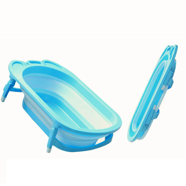 Online Shop Plastic Baby Bath Tub Shower for Newborns Automatic ...