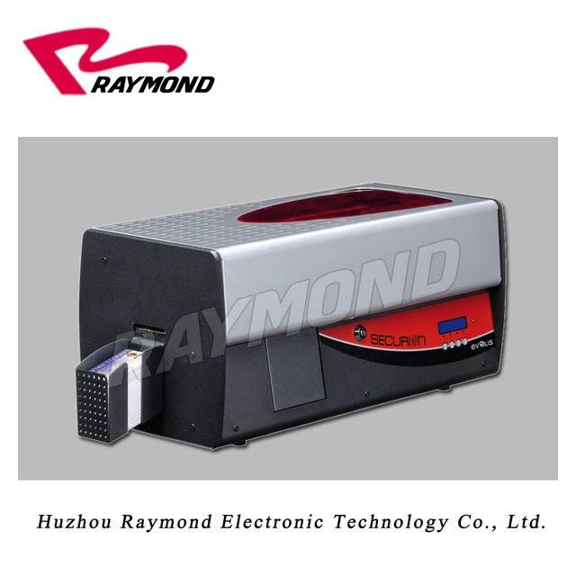 evolis securion laminating idpvc card printer dual sided plastic id card printer with laminator - Plastic Id Card Printer