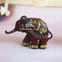 Три маленьких слона украшения Европейский Креативный модный дом мебель оптовая продажа слон свадебные подарки
