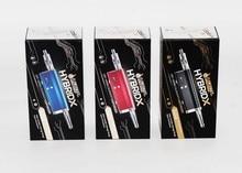 Hot selling 100% Qriginal Flowermate HYBRID X electronic cigarette kits 1500mah battery with 1 kits sub ohm tank vaporizer kit