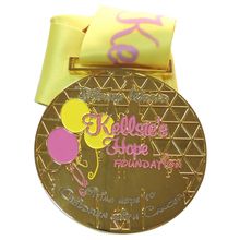 Factory wholesale 3D gold medal promotion stamping metal
