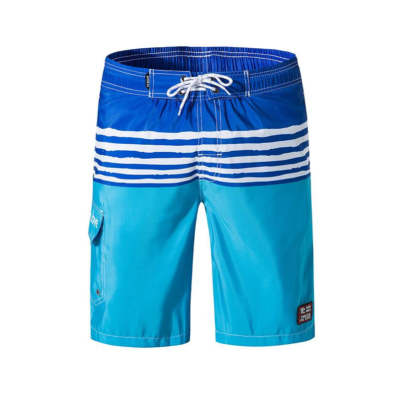 New Summer 2019 Swim   Shorts   Wholesale New Men's   Board     Shorts   Brand Beach   Shorts   Surfing Bermudas Masculina Men Boardshorts