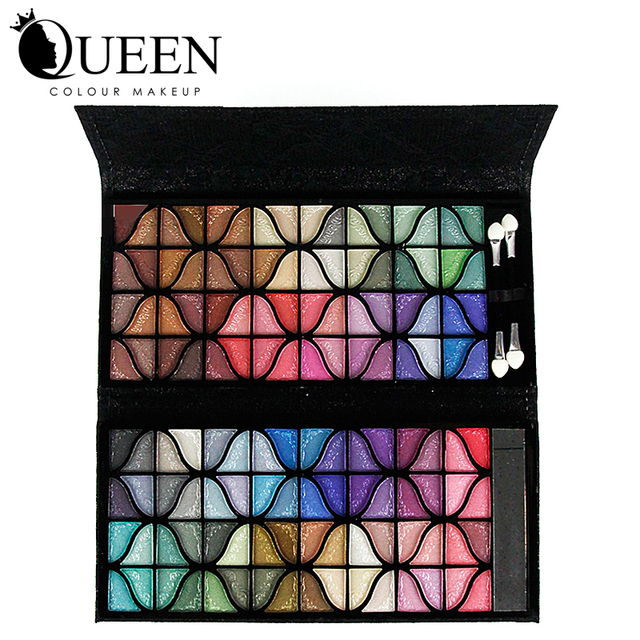 New Arrived 128 Color Eyeshadow Makeup Sets Cosmetic Eyeshadow Palette Maquiagem