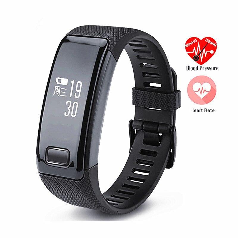 C9 páska náramek Smartband krevní tlak zdravotní tracker Monitor - Inteligentní elektronika