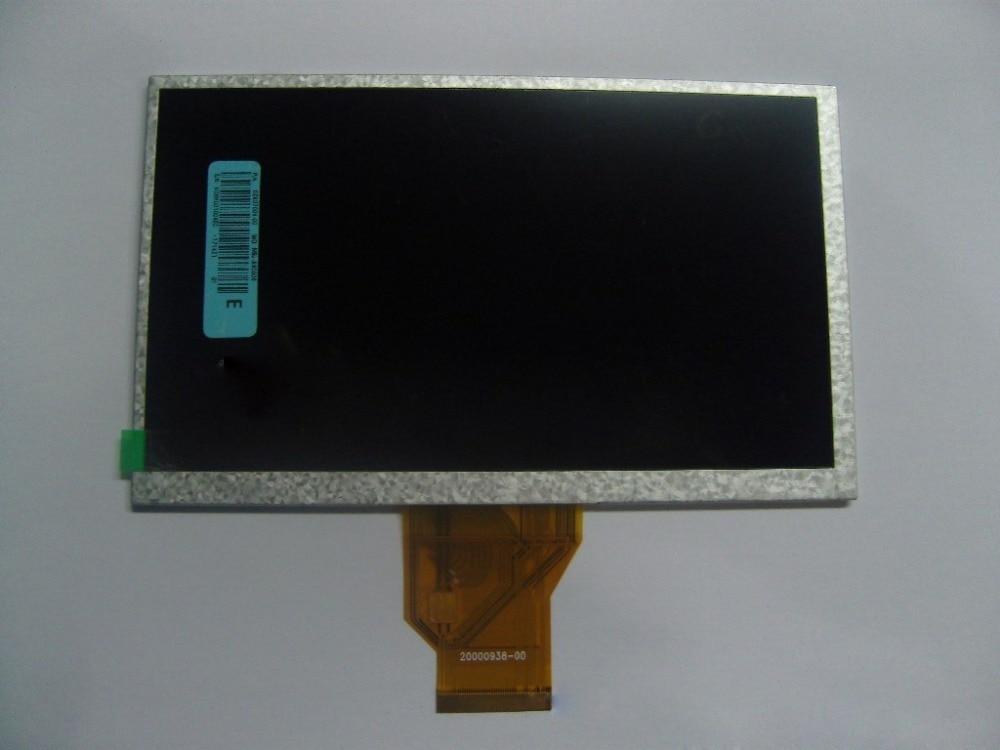 все цены на  7'' LCD Dispaly Replacement for Texet TM-7021 Panel Repair 165*100*5mm  онлайн