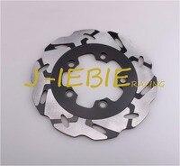 Rear Brake Disc Rotor For SUZUKI RF600R/RF900R 93-97 GSX 600F/750F 98-06 SV650/S 99-02