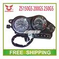 150сс 200cc 250cc zongshen ZS150GS ZS200GS ZS250GS dirtbike спидометр пробег инструмент мотоцикл аксессуары