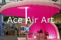 New Style Inflatable Bar Tent Inflatable Shelter For Trade Show Exhibition Wedding